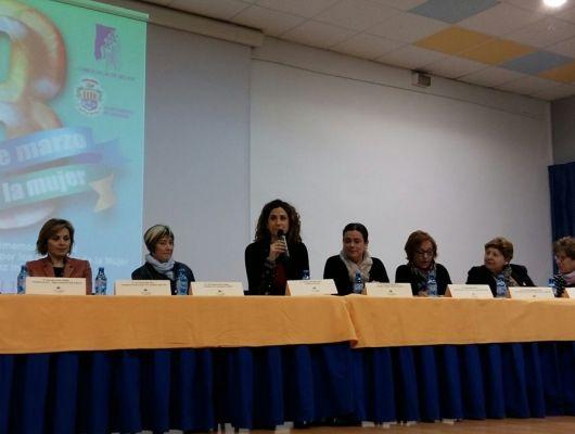 La Alcaldesa Patricia Fernández López inaugura esta mañana la XXVIII Semana de la Mujer de Archena
