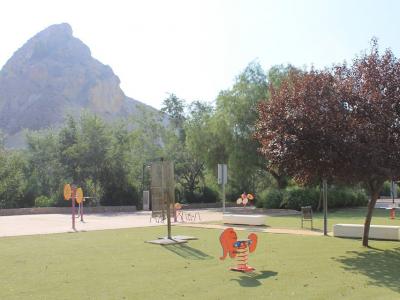 La Junta de Gobierno Local aprueba el expediente de contratación de obras para el mantenimiento en zonas de juegos infantiles