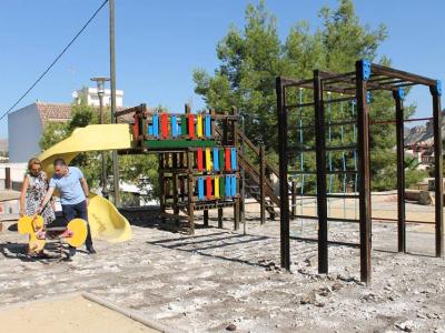 El Equipo de Gobierno destina más de 38.000 euros para obras de mantenimiento en zonas de juegos infantiles