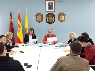 La Junta de Gobierno Local aprueba distintos expedientes para mejorar el Parque Europa de Archena