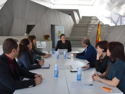 El presidente de UCOMUR asegura que Archena albergará unas jornadas informativas sobre los recursos que hay para emprendedores