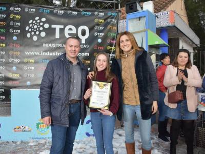Entrega de premios de la X Ruta de la Tapa celebrada en Archena