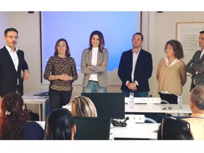 El SEF presenta en Archena siete vídeos de un minuto para acercar al ciudadano sus medidas de empleo