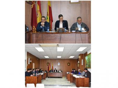 El Pleno del Ayuntamiento aprueba los presupuestos municipales para el año 2019