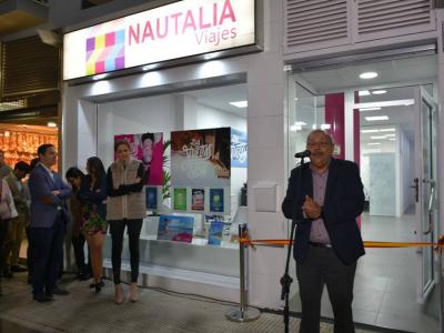 Apertura de Nautalia, nueva agencia de viajes en Archena