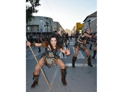 """Archena se echa a la calle para celebrar el tradicional carnaval de """"Domingo de Piñata"""""""