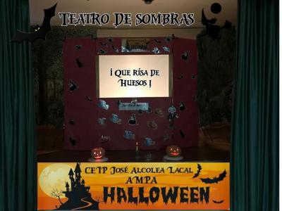 Halloween 2018 en el Colegio Público José Alcolea Lacal