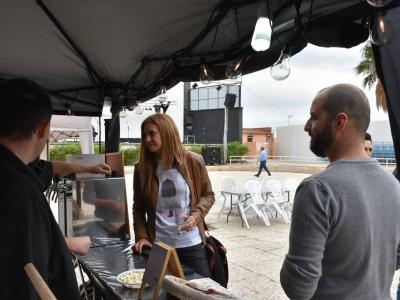 La Alcaldesa inaugura la II edición de la Feria de la Cerveza de Archena,Beerchena