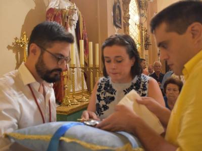 Misa solemne por la Virgen de la Piedad