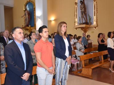 Clausura de la Peregrinación de Nuestra Señora de Lourdes en Archena, dentro del Año Jubilar Hospitalario 2018
