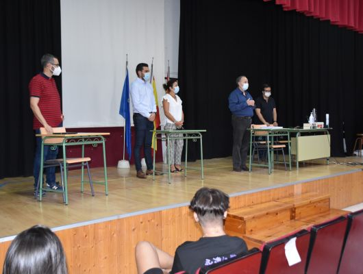 Inaugurado el curso en Secundaria y Bachiller con casi 2.000 alumnos matriculados