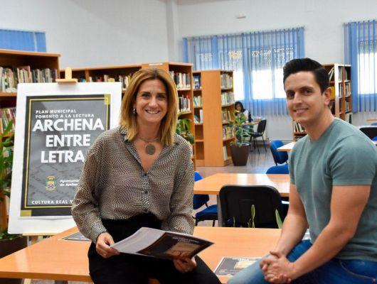 'Archena entre letras', un ciclo literario para dar más impulso al fomento de la lectura