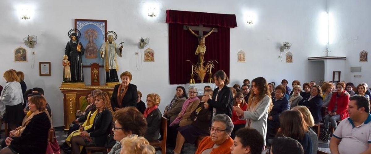 El barrio de Las Arboledas de Archena celebra sus fiestas en honor a la Virgen de Lourdes
