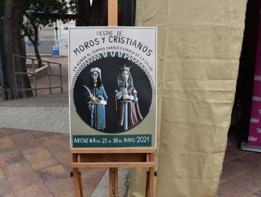 Concurso de dibujo para el Cartel anunciador de Fiestas de Moros y Cristianos de Archena