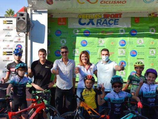 Celebrada primera prueba de CX puntuable para el Campeonato de España