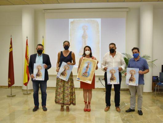La ex Presidenta de la Salud de Alcantarilla pregonará las fiestas marianas de la Virgen de la Salud de Archena