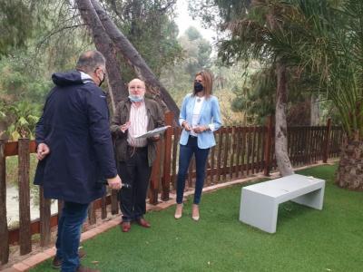 La importancia del trasvase Tajo Segura, en el programa nacional de COPE 'Agropopular', que se retransmitió hoy en directo desde Archena
