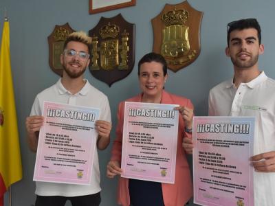 Presentado el cartel anunciador del casting para grabar un vídeo contra la violencia de género