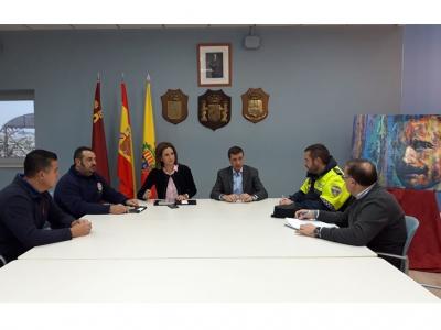 Reunión del Plan Municipal de Emergencias ante la previsión de una nueva DANA en la zona