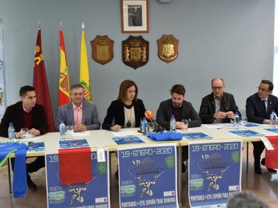 Presentada enArchenala VII edición de lacarreraOpeTrail, puntuable para el circuito Trail de Región Murcia