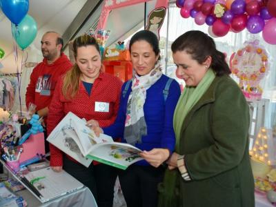 Éxito de participación y público en la primera feria de comuniones celebrada en Archena