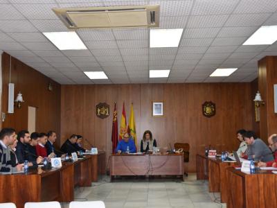 El Pleno Municipal de Archena aprueba la protección del entorno de la huerta de Archena, sólo con los votos del PP