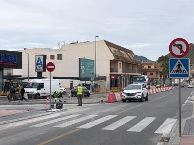 Cambios circulatorios por la aplicación del Plan de Tráfico y Movilidad Urbana del municipio