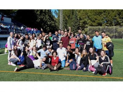 Más de 500 alumnos de 5º y 6º de primaria participan en las Jornadas Escolares Deportivas