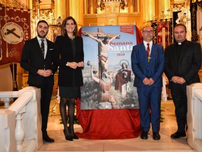 Presentado el cartel anunciador para esta Semana Santa 2020 y el título de 'Nazareno del Año '