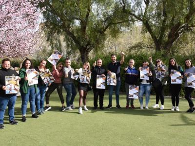 A partir del 14 de marzo, se celebrará la décima edición de la Convivencia de Jóvenes Cofrades deArchena
