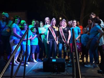 Entregados los premiosdel XII Certamen de Peñas Migueras, organizado por la Junta deMoros y CristianosdeArchena