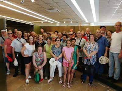 El número de visitas turísticas a Archena sigue aumentando y confirma los buenos resultados de ocupación hotelera