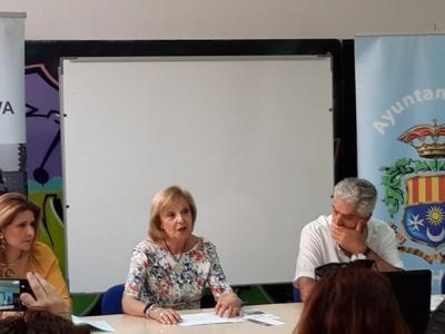 La Concejala en funciones de Servicios Sociales clausura el programa de integración socio-laboral