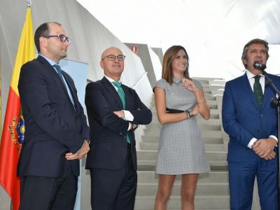 Inaugurado el Vivero de Empresas de Archena, orientado principalmente a jóvenes emprendedores del municipio