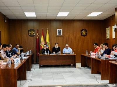 El Pleno Municipal aprueba una congelación de impuestos