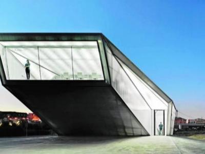 Los arquitectos archeneros María José Guillén y Alberto Gil consiguen el Premio Regional de Arquitectura por el vivero de empresas delAyuntamiento de Archena