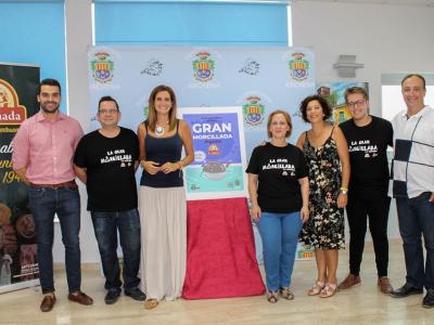 Embutidos La Cañada vuelve a apostar, un año más, por las fiestas de La Algaida con la