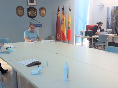 El Pleno de Archena aprueba el Plan de Emergencia frente a la COVID-19 con medidas de reactivación social y económica para toda la población